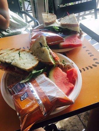 Sanibel Bean : Tuna Sandwich!