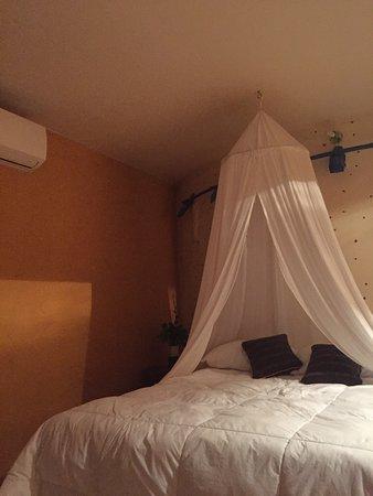 Hotel Hacienda San Francisco Tzacalha: Habitación Ripio 2 (choza maya)