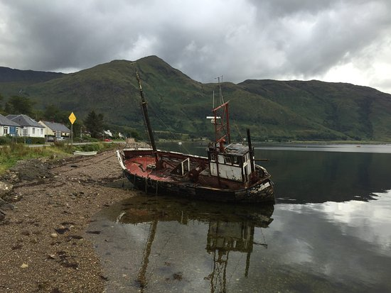 Ardgour, UK: views looking west!