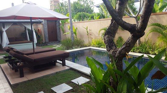 Bali Yubi Villa: 20161226_171147_large.jpg