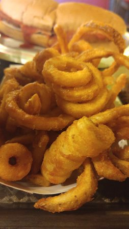 Campi's: Don't forget the curly fries
