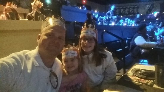 Medieval Times Maryland Castle: kids loved it, so did dad.