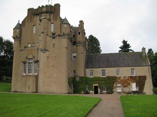 Banchory, UK: Crathes castle