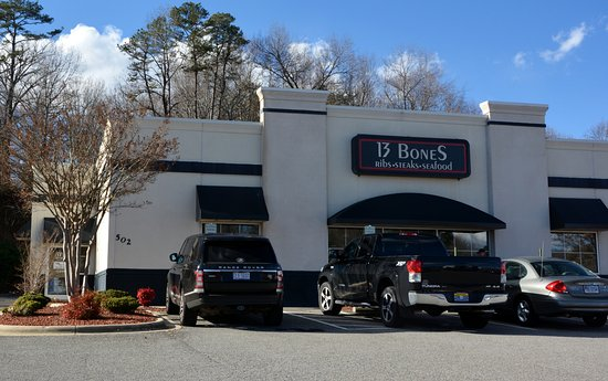 13 Bones: Great Place for Carnivores