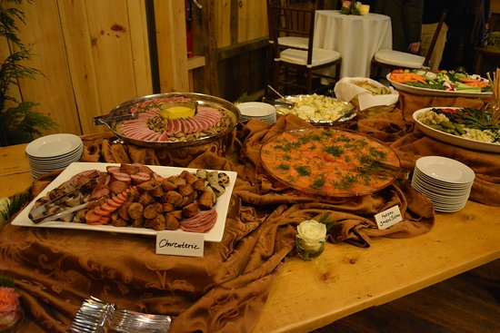 Highland Lake Inn Bed and Breakfast: Appetizers