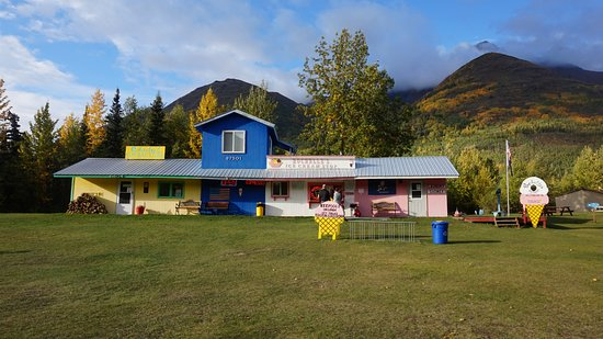 Chugiak, AK: Rochelle's Ice Cream Shop