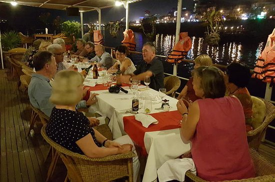 Evening Dinner Cruise from Phnom Penh