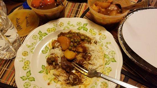 Masala: dinner!