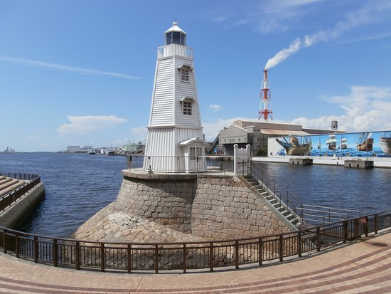 Old Sakai Lighthouse