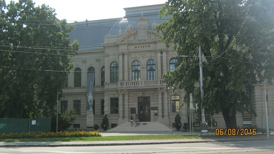 East Slovak Museum in Kosice
