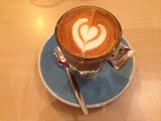 Edegem, เบลเยียม: koffie...