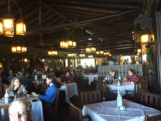 Soup Was Tasty But Luke Warm Picture Of El Tovar Lodge Dining Room Gran