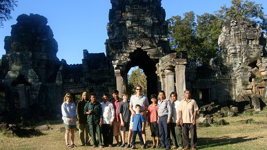 Hidden Cambodia Adventure Tours Siem Reap