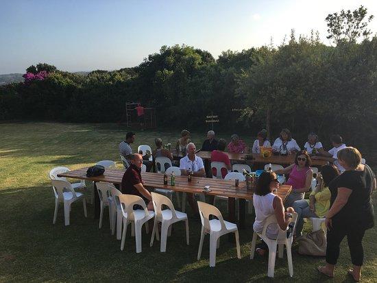 Kenton-on-Sea, Sydafrika: Jessie Clegg 2015 gig at The Goat Shed.