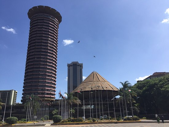 ‪Kenyatta International Conference Center‬