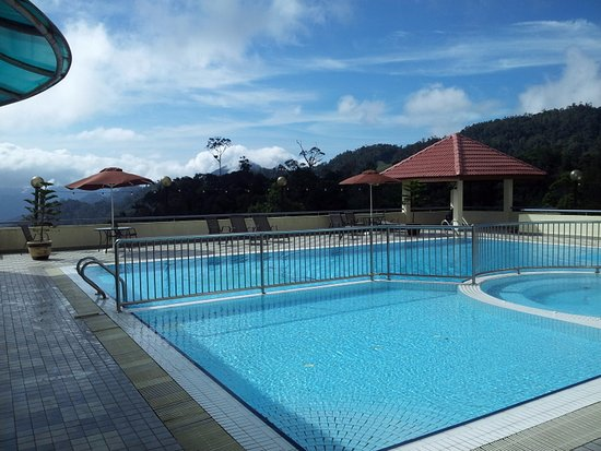 Genting View Resort: Swimming pool