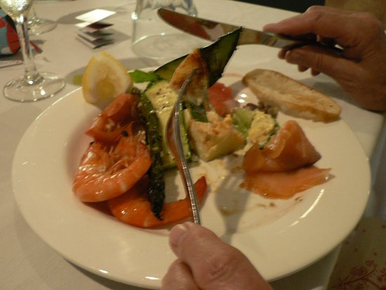 Mercure Broome: Christmas Lunch - first course