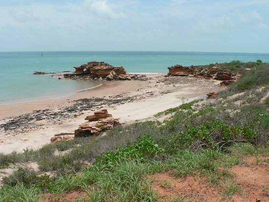 Mercure Broome: Beachfront views
