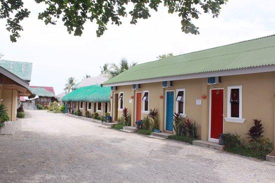 Entrance - Picture of Casa Victoria Beach Resort, Luzon - Tripadvisor
