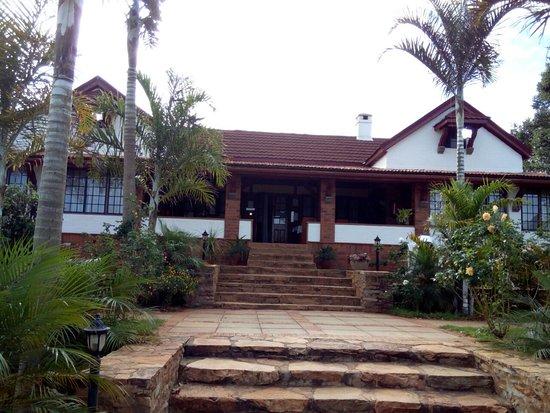 Machakos, Kenya: exterior of the hotel