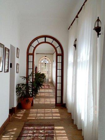 Machakos, Kenya: interior hallway