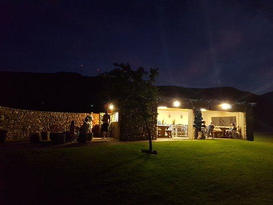 Le Domaine Self Catering Farm Cottages