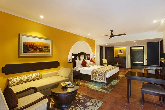 Aloha On The Ganges By Leisure Hotels Superior Room Garden View