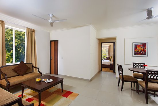 Aloha On The Ganges By Leisure Hotels Living Area Two Bedroom Apartment