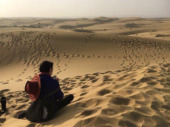 Wonbin Safari Jaisalmer