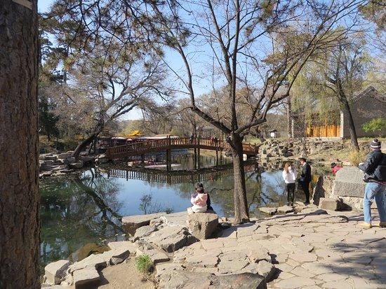 Chengde, China: Grounds