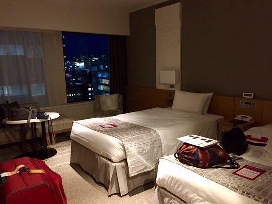 Ausreichend Große Zimmer Mit Sehr Bequemen Betten Bild Von Keio