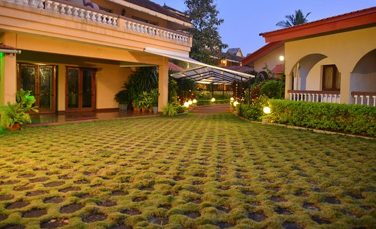 Kesarval Garden Retreat
