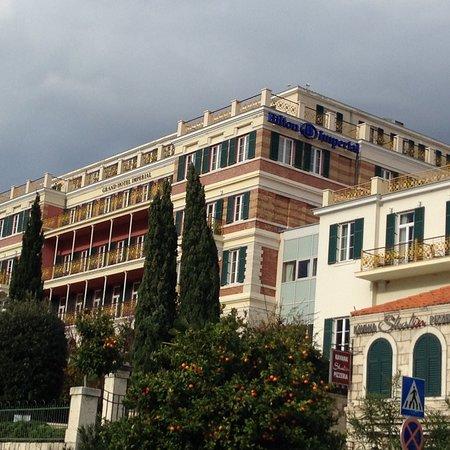 Hilton Imperial Dubrovnik: Traumhafte Lage über der Altstadt