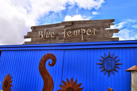 Blue Temper Ironworks