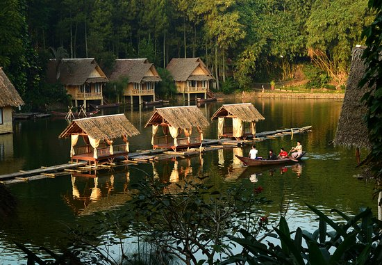 Kampung Sampireun Resort & Spa Photo