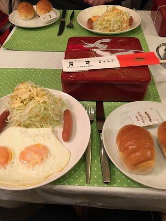 Yokohama Royal Hotel: お正月の朝食です!!