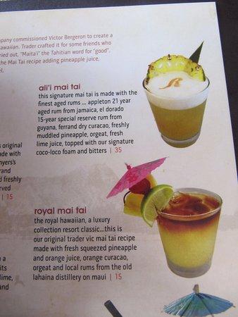How to make a royal hawaiian mai tai