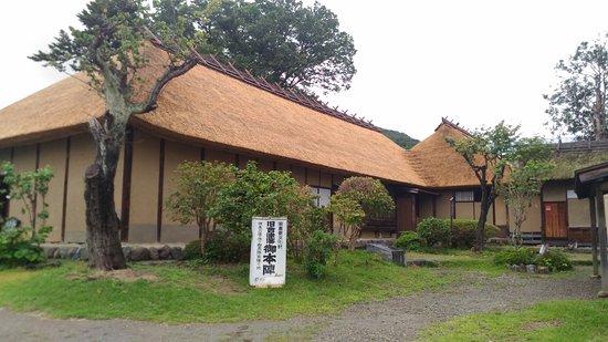 Former Takizawa Honjin: 本陣の建物
