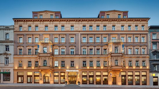 Welcome to Sheraton Prague Charles Square Hotel