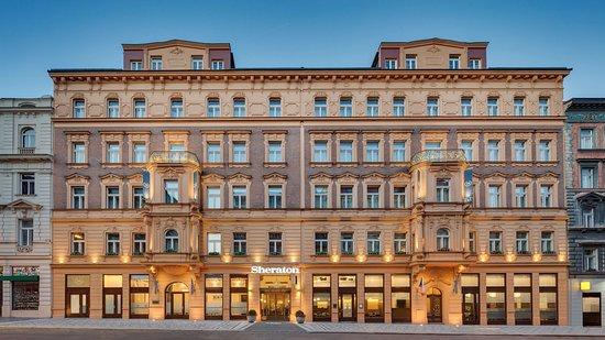 Sheraton Prague Charles Square Hotel