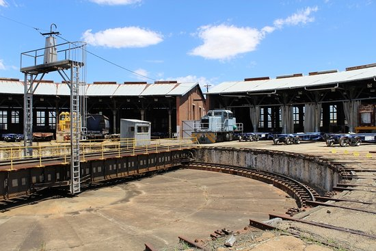 Junee Roundhouse Museum