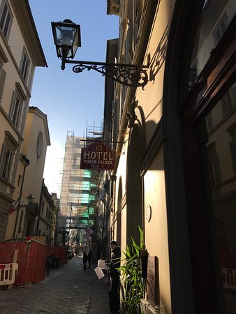 Nice hotel, good location