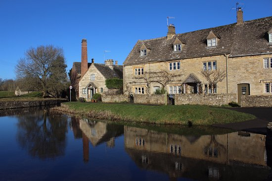Charlbury, UK: Beautiful cottages like these were throughout cotswolds