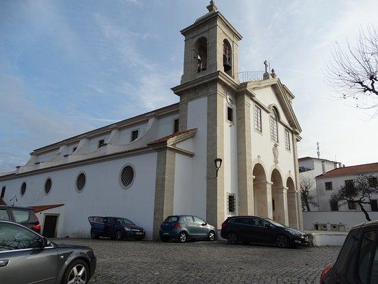 Ourem, Portekiz: A Igreja.