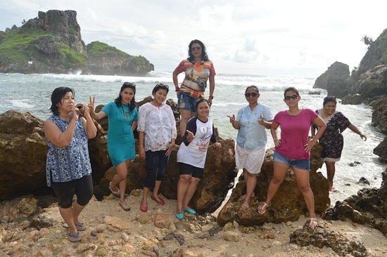 Nglambor Beach Pantai With Friends