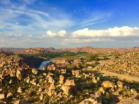 Best point for Hampi view and for sunset Reviews s