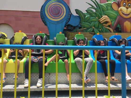 Wonderla Amusement Park : Ride