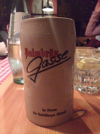 Palmbrau Gasse : Birra