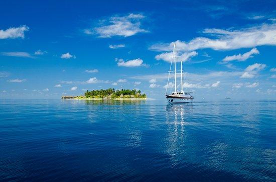 Kandolhu maldives desde s 2 516 north ari atoll for Conrad maldives precios