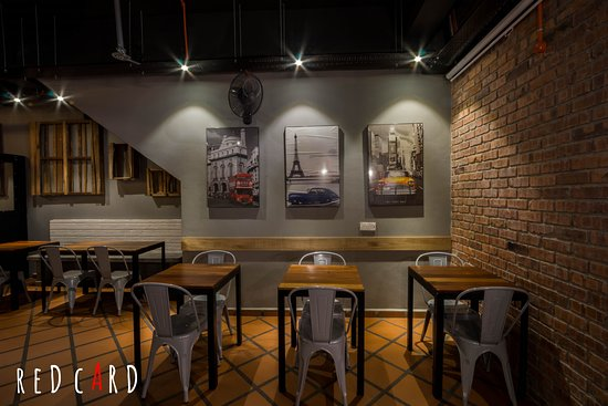 Red Card Cafe, Bandar Baru Bangi - Restaurant Reviews ...